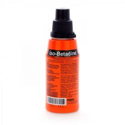 Iso-Betadine® solution hydroalcoolique 5% Solution 125ml