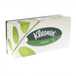 Kleenex mochoirs tissus blanc 88 pièces