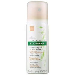 Klorane Getinte Droogshampoo Spray 50ml