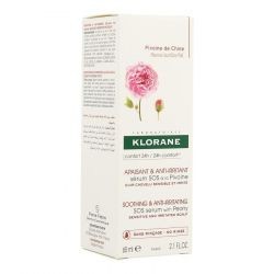 Klorane sérum SOS à la pivoine Spray 65ml