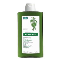 Klorane Shampooing à l'ortie Shampooing 400ml