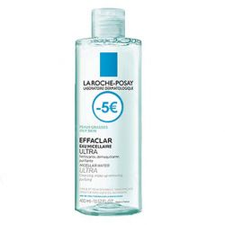 La Roche-Posay Effaclar micellair water Promo Micellaire oplossing 400ml