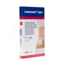 Leukomed T plus 8x15cm  5 Stück