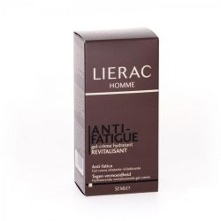 Lierac Homme anti-vermoeidheid Gel 50ml