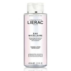 Lierac Micellair Water  Micellaire oplossing 400ml