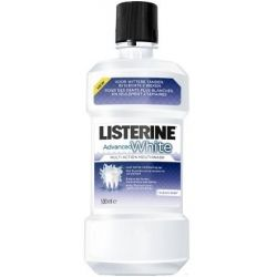 Listerine advanced white Bain de bouche 500ml