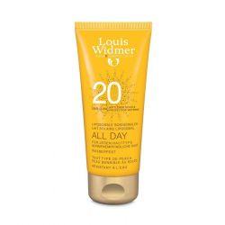 Louis Widmer All Day liposomale Sonnenmilch 20 parfümiert Creme 100ml