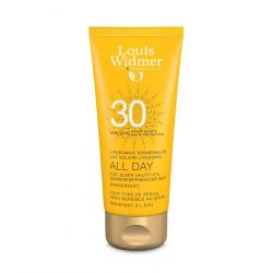 Louis Widmer All Day liposomale Sonnenmilch 30 parfümiert Creme 200ml