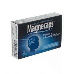 Magnecaps Memory & Concentration Capsules 28 stuks