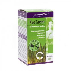 Mannavital Kyo Green Tabletten 1st.