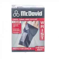 McDavid carpel tunnel wrist support 1 pièces