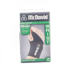 McDavid wrist support black one 1 pièces