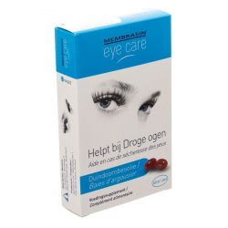 Membrasin Eye care Capsules 60 pièces