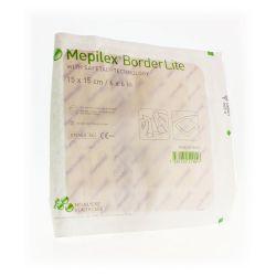 Mepilex Border Lite 15x15cm 1 stuks