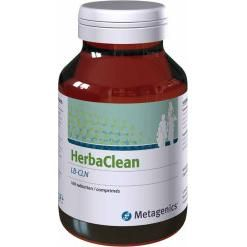 Metagenics Herbaclean Tabletten 100 stuks