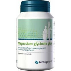 Metagenics Magnesium glycinate plus Capsules 90 pièces