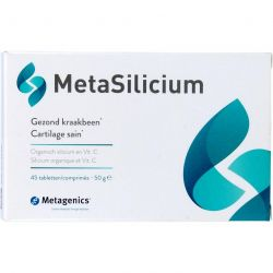 Metagenics MetaSilicium Tabletten 45 stuks