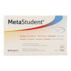 Metagenics Metastudent Tabletten 60 stuks
