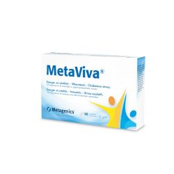 Metagenics Metaviva Tabletten 30 stuks