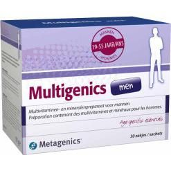 Metagenics Multigenics Männer Tüten 30 Stück