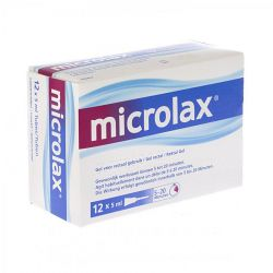 Microlax Lavement 12x5ml
