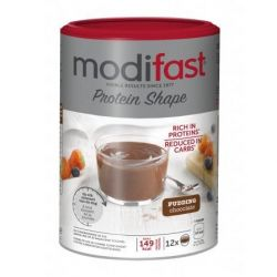 Modifast Protein Shape Pudding chocolade Pudding 540g