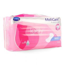 Molicare Premium Lady Pad 3,5 drops 14 pièces