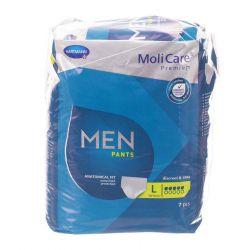 Molicare Premium Men Pants 5 drops L 7 stuks