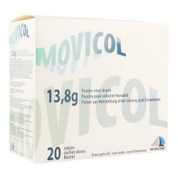 Movicol 13,8g Sachets 20 pièces