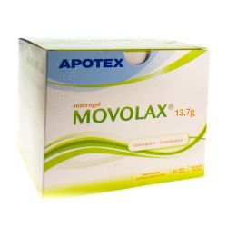 Movolax Sachets 50 pièces