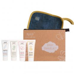 Naïf Baby travel kit Kit 1 stuks