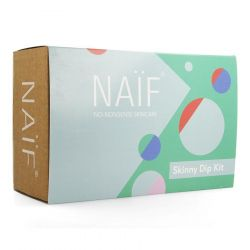 Naif Grown ups Gift Set Shower Pakket 1 stuks