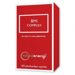 Natural Energy BMI Complex Capsules 120 pièces