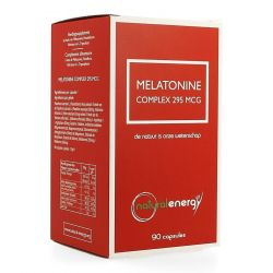 Natural Energy Melatonine Complex 295MCG Capsules 90 stuks
