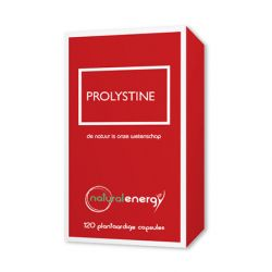 Natural Energy Prolystine Capsules 120 pièces