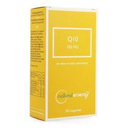 Natural Energy Q10 Energie Kapseln 30 Stück