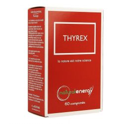 Natural Energy Thyrex  Capsules 60 pièces