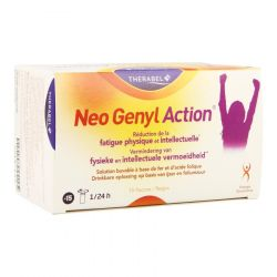 Neo Genyl Action unidoses  Ampoules 15 pièces