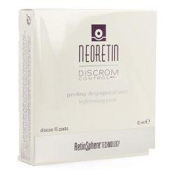 Neoretin Discrom Control Lightening Peel Patch 6 pièces