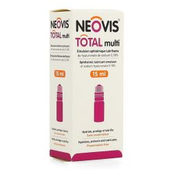 Neovis Total Multi Gouttes oculaires 15ml