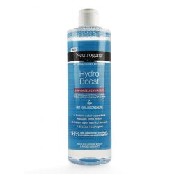 Neutrogena Hydra Boost 3-in-1 micellair water Micellaire oplossing 400ml