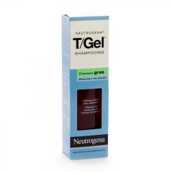 Neutrogena T/gel shampooing cheveux gras Gel 250ml