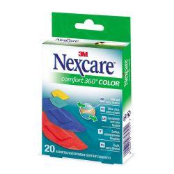 Nexcare Comfort 360° color 20 Stück