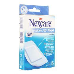Nexcare Sensitive 360°Maxi 5 Stück