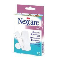 Nexcare Soft Streifen 20 Stück
