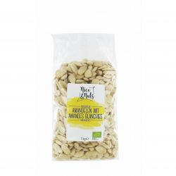 Nice & Nuts Amandes blanchies Noix 1kg