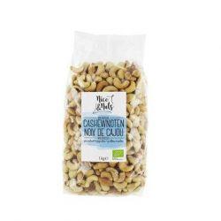 Nice & Nuts Cashewnoten geroosterd en gezouten Noten 1kg