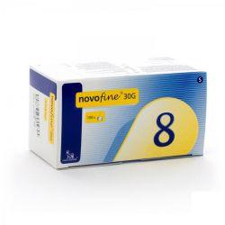 Novofine 30G 8mm 100 Stück