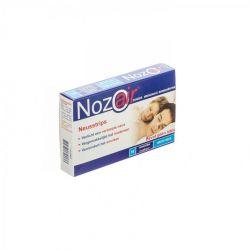 Nozoair grote neus Neusstrips 10 stuks