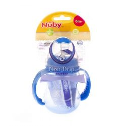 Nûby Antilek Beker +4M 240ml